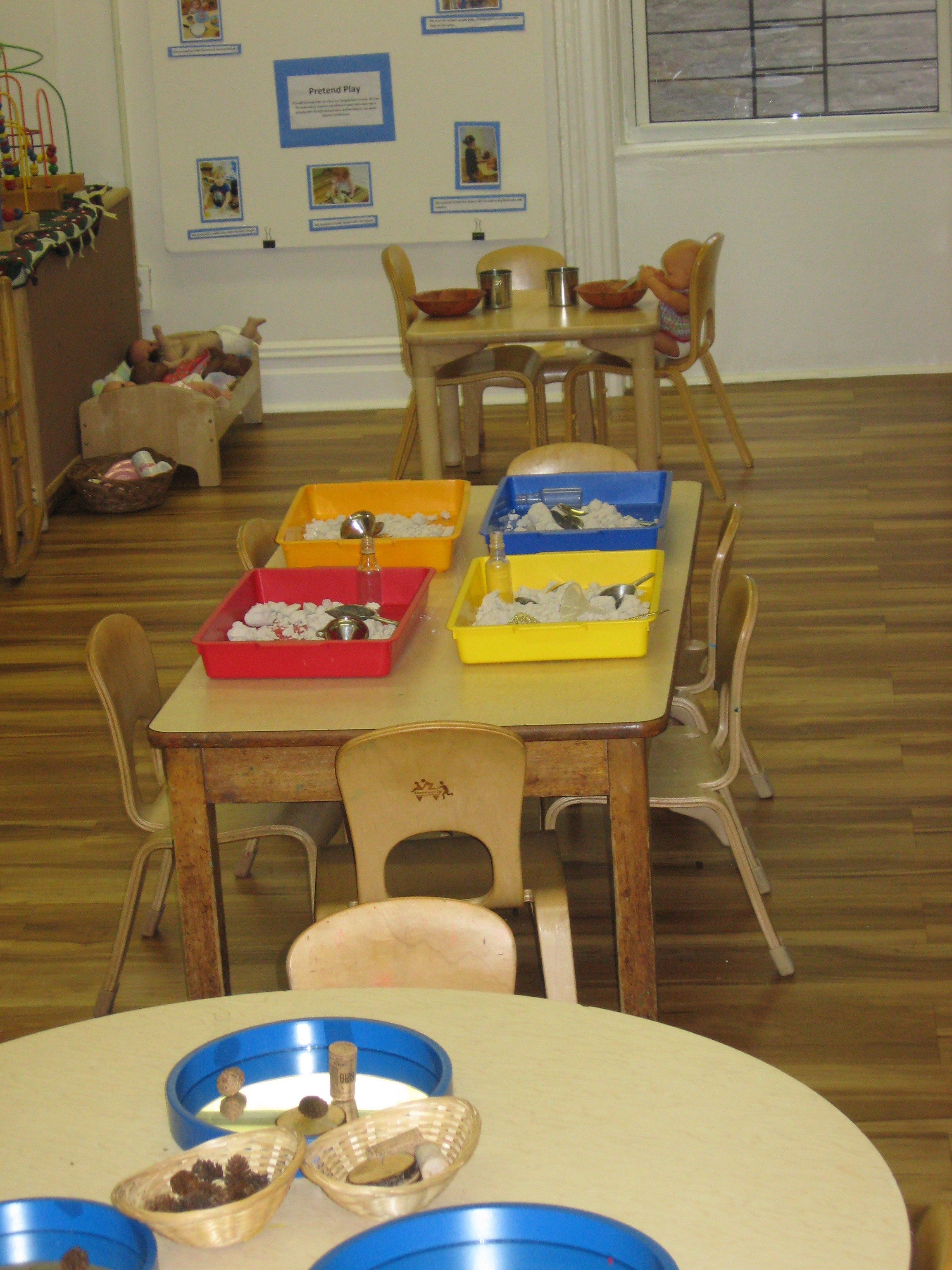 education and childcare services