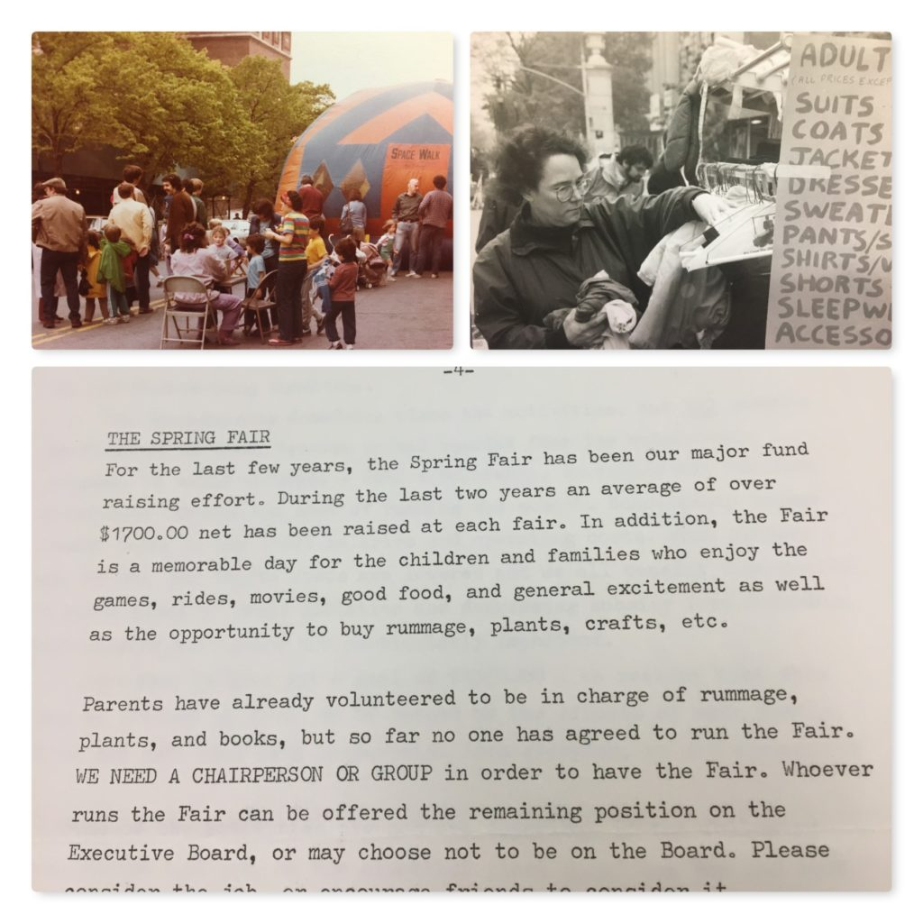 1978: The first mention of The Spring Fair dates back over 40 years ago