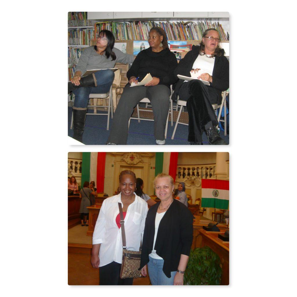 2007: Teachers visit Reggio Emilia, Italy